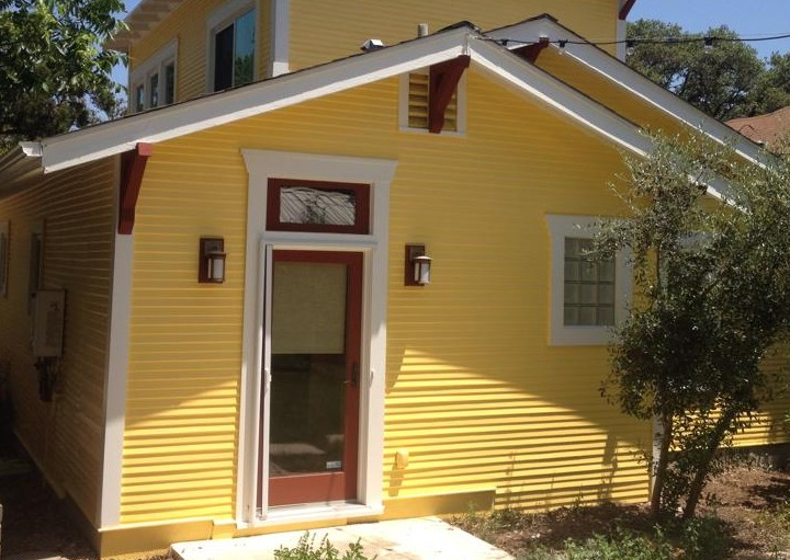 Best Yellow Exterior Paint Images Interior Design Ideas